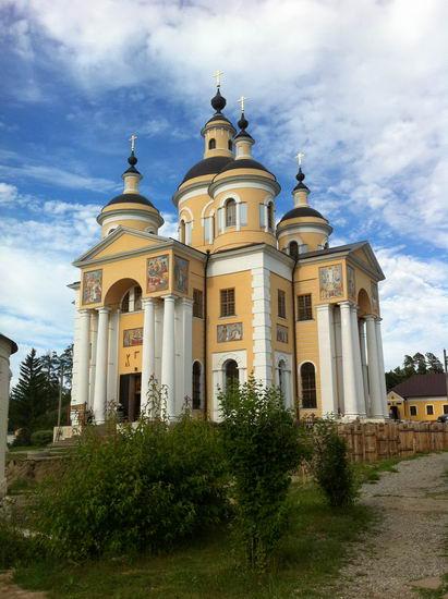 Казанский собор в Выше